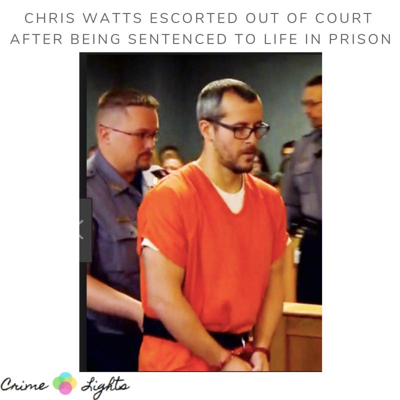 Chris Watts on Suicide Watch: BREAKING NEWS 03/13/19